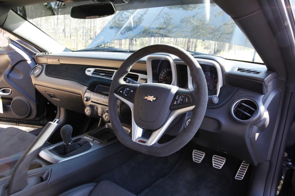 2014 Chevrolet Camaro Z28-3