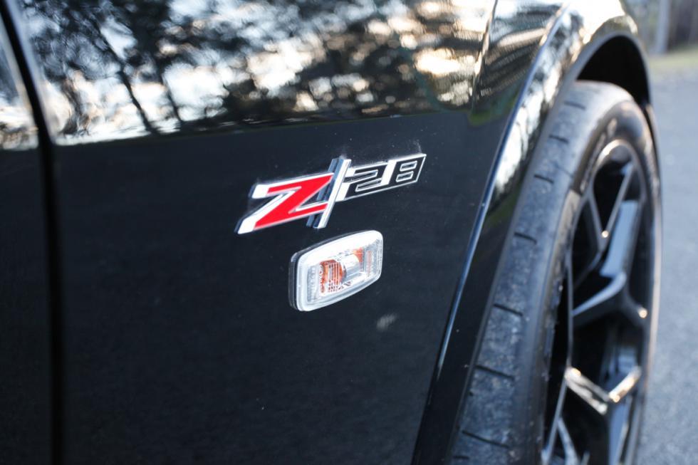 2014 Chevrolet Camaro Z28-4