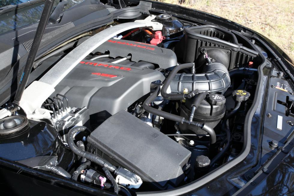 2014 Chevrolet Camaro Z28-8