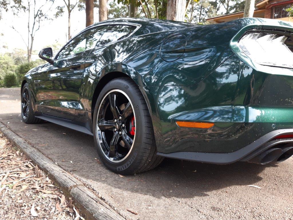 2019 Steve McQueen 50th anniversary Bullitt Mustang-13