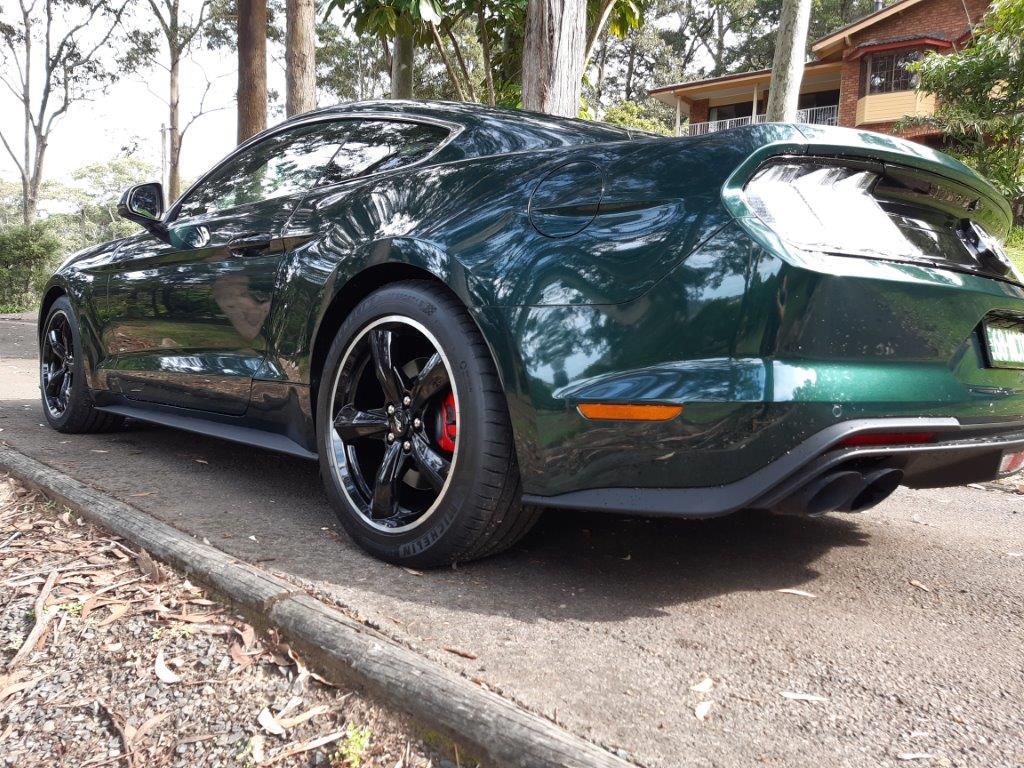 2019 Steve McQueen 50th anniversary Bullitt Mustang-14
