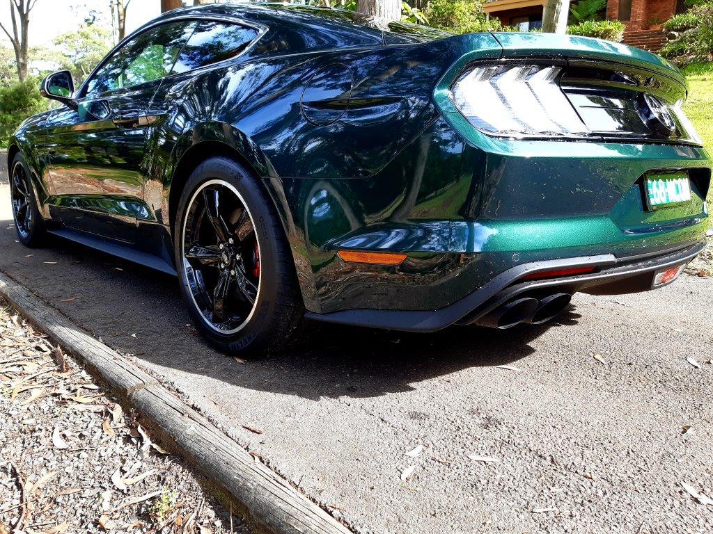 2019 Steve McQueen 50th anniversary Bullitt Mustang-21