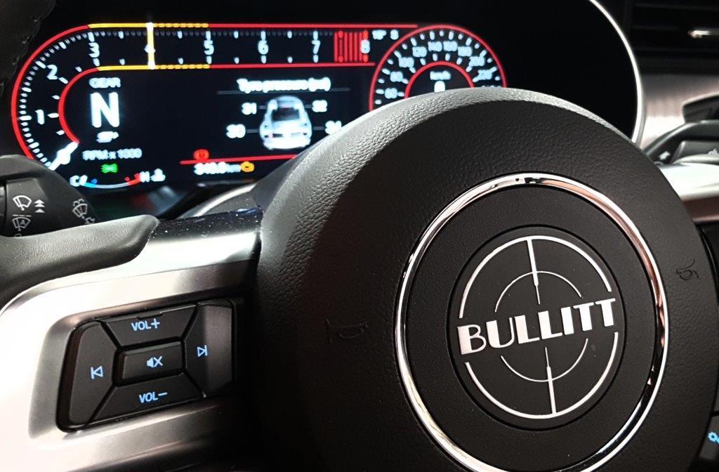 2019 Steve McQueen 50th anniversary Bullitt Mustang-4