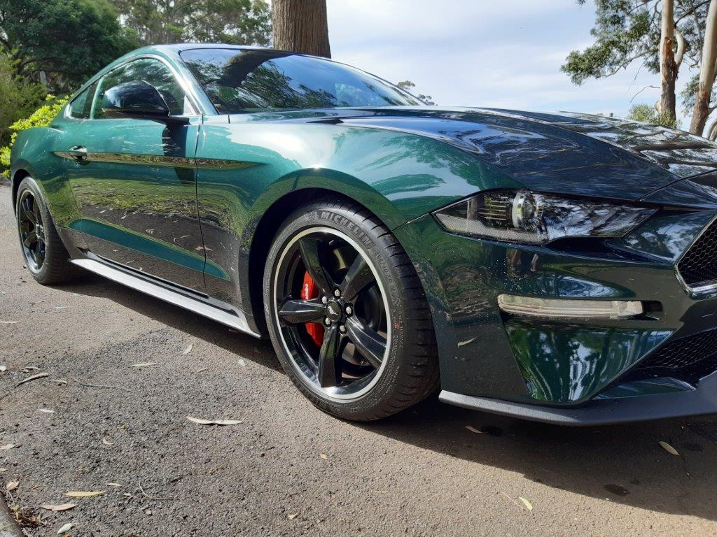 2019 Steve McQueen 50th anniversary Bullitt Mustang-9