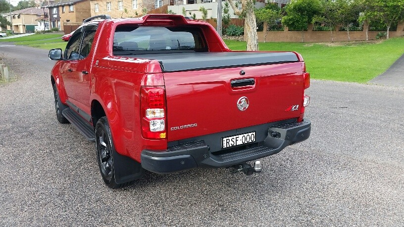 Holden Z71 Colorado