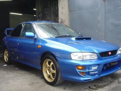Subaru WRX STI -2
