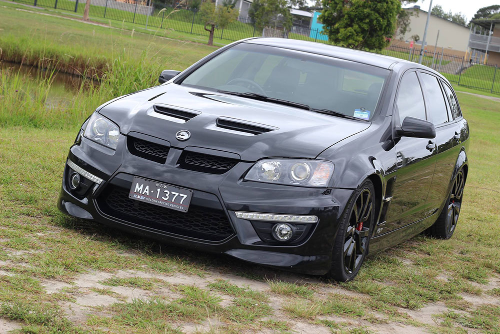 VE walkinshaw ve s3 r8 tourer 3